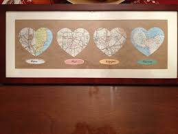 born met engaged married map cutouts for the bride u0026 groom