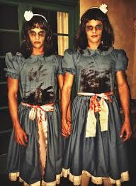 brewer twins scary twin costume halloween pinterest carver
