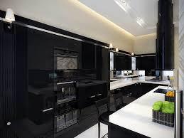 cabinets u0026 storages luxury black contemporary sleek wooden