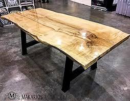 Walnut Slab Table Wood Slab Table Vanity Bathroom Counter Kitchen Island Slice