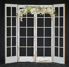 wedding backdrop doors signature party rental home idaho falls