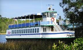 half dinner cruise for two in theodore alabama cruises at