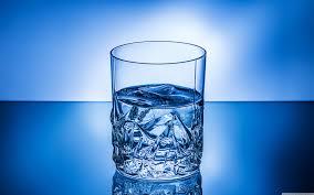 glass of ice water hd desktop wallpaper widescreen high