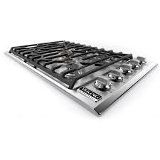 viking professional 5 series 30 inch 5 burner propane gas cooktop