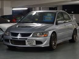 subaru evo modified used mitsubishi lancer saloon in keighley west yorkshire motorhub