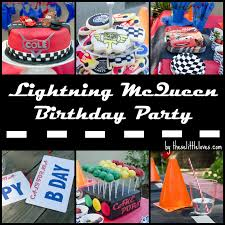 lightning mcqueen birthday party snack ideas lighting ideas these little loves lightning mcqueen a cars 3rd birthday party within size 1600 x 1600