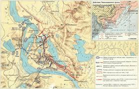 Stalingrad On Map Untitled Document