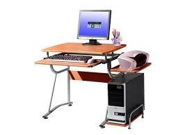 Compact Computer Desk Techni Mobili Rta 8336 C09 Compact Computer Desk Cherry Newegg