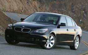 2006 bmw 550i review used 2006 bmw 5 series sedan pricing for sale edmunds