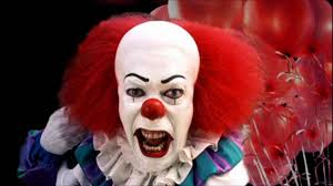 one of the scariest movie villains pennywise the clown the
