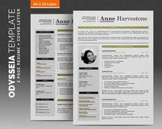 resume template cv template bundle 4 creative cv design with