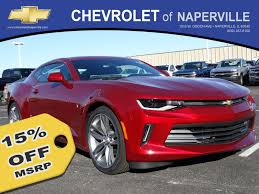 new 2017 chevrolet camaro lt leather rs package 8 speed