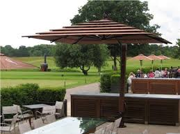 Cantilever Patio Umbrella With Base Patio Ideas Large Cantilever Patio Umbrellas 16 Verified Designs
