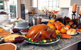 what s the average cost of a thanksgiving dinner the answer might