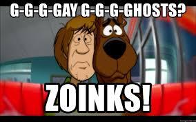 Ggg Meme Generator - g g g gay g g g ghosts zoinks scooby doo and shaggy meme generator