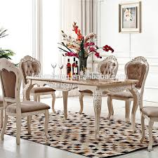 French Provincial Dining Room Sets Luxury Antique French Provincial Home Dining Room Furniture Buy