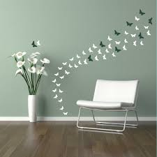design ideas for 3d butterfly wall decor unique hardscape design image of butterfly wall decoration