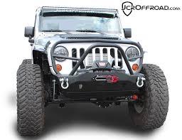 jeep winch bumper stubby front winch bumper for jk wranglers jeep wrangler jk