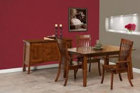 amish dining room furniture countryside amish furniture