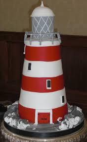 lighthouse cake topper lighthouse cake wedding galore lighthouse cake