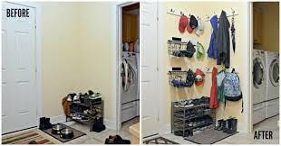 coat hooks hat racks and organization for mudroom