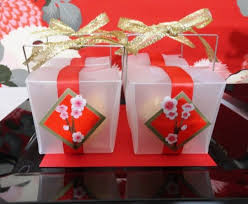 new years party box new year dessert table lunar new year year of the