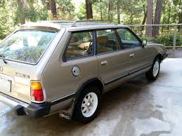 subaru leone sedan kidney anyone beautiful 1981 subaru gl 4wd wagon japanese