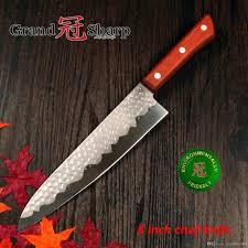 grandsharp inch chef knife german stainless steel grandsharp