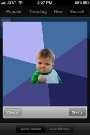 Iphone Meme Creator - meme creator viewer entertainment social networking free app for