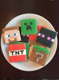 the 25 best minecraft cookies ideas on pinterest easy minecraft