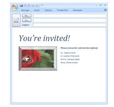 wonderful project party invitation email sample 3 around cheap