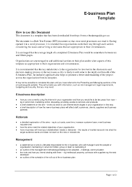 business plan format template business letter template within