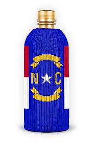 North Carolina Flag Cackalacky