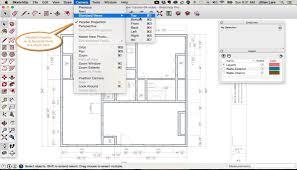 floor plan sketchup sketchup floor plan tutorial doors and windows how to draw