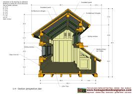 Free A Frame House Plans by Chicken Coop Plans Free A Frame With Chicken House Designs Uk 6077