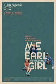book to movie review me earl and the dying before i go to