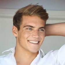 hairstyles for front cowlicks short haircuts for men