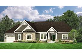 executive house plans eplans craftsman house plan craftsman ranch for the executive
