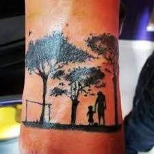 top 50 best father son tattoos for men manly design ideas