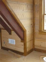 Log Siding For Interior Walls Schmiede House