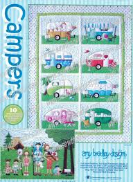introductory special campers quilts quilt pattern by amy