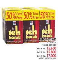 Teh Kotak Di Superindo promo harga ultra teh kotak minuman ringan terbaru minggu ini hemat id