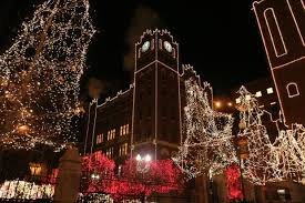 holiday lights st louis five christmas destinations in cardinal nation to take your family to