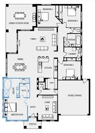 Large 2 Bedroom House Plans My Ideal Floor Plan Large Master Bedroom With Ensuite And Walk In