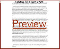 science fair report template compare contrast essay exles high school essay paper help