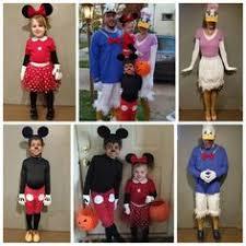 Minnie Mouse Halloween Costume Diy Diy Minnie Mouse Mickey Mouse Costumes Disney Halloween