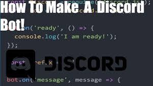 discord javascript error how to make a discord bot using discord js youtube
