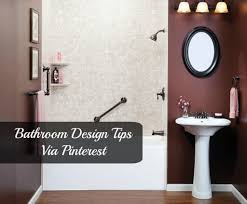 bathroom design tips bathroom design tips via pinterest tundraland blog