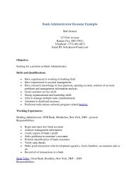 Sample Resume For Bank Teller by Resume Lead Teller Letter Bank Teller Job Sample Bank Teller