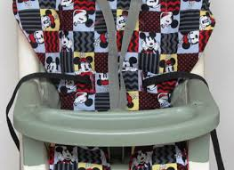 mickey mouse chair covers disney minnie mouse chair and ottoman free shipping today mickey